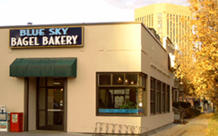 Blue Sky Bagels - Downtown Boise