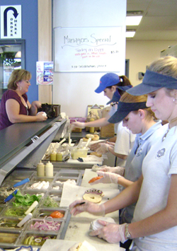 Employment at Blue Sky Bagels